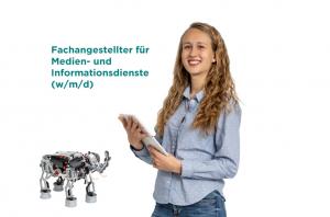 Stadt Pforzheim-galerie-Fachangestellter für Medien- und Informationsdienste