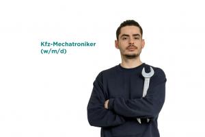 Stadt Pforzheim-galerie- Kfz-Mechatroniker